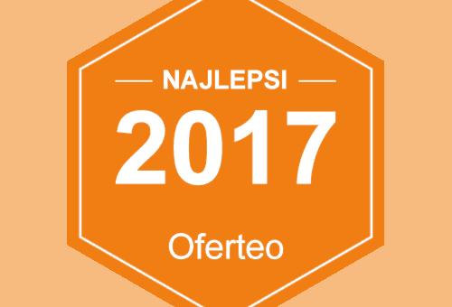 Nr 1 w rankingu Najlepsi 2017 Oferteo